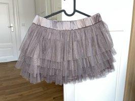 H&M Tulle Skirt mauve-grey