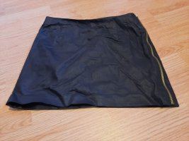 Rock Neu H&M Größe 36 Gold schwarz Mode