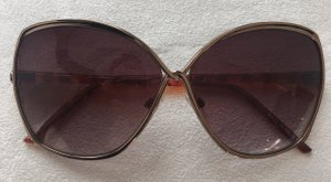 Rock & Republic Butterfly Glasses bronze-colored