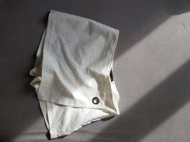 Zara Trafaluc Shorts white-silver-colored