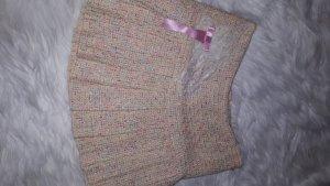 Serena Kay Tweedowa spódnica różany