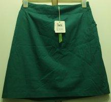 Skunkfunk Minigonna verde bosco