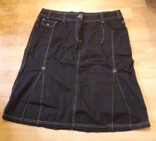 Tom Tailor Asymmetry Skirt anthracite