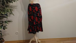 Crash Skirt multicolored viscose
