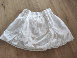Pimkie Falda de lino blanco