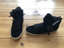 Rockige Sneaker (Echtleder) von Kennel und Schmenger