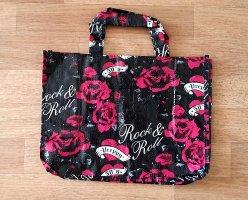 RocknRoll Rosen Shopper kleine Beutel Tasche
