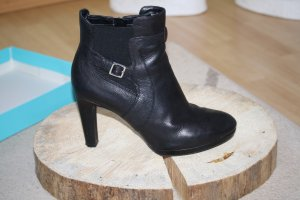 Rockport Bottines à enfiler noir cuir