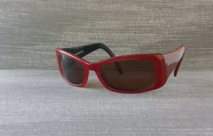 Rodenstock Retro Sonnenbrille Pin Up red with orange stripes