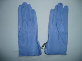 Roeckl Gloves azure leather