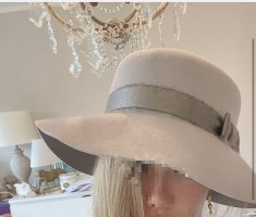 Roeckl Felt Hat light grey