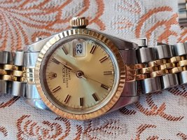 Rolex Analoog horloge goud