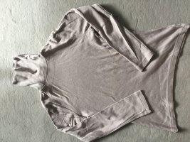 Marco Pecci Camisa de cuello de tortuga beige claro