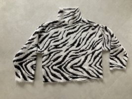 Hennes Collection by H&M Pull oversize blanc-noir