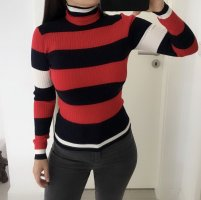 Only Turtleneck Sweater multicolored