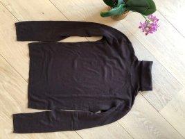 Rollkragenpullover von Zara in Braun in Größe XS/S