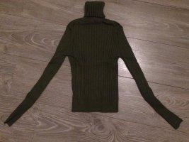 Zara Turtleneck Sweater khaki
