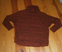 Gina Benotti Turtleneck Shirt black-brown
