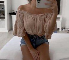 Rosa Bluse C&A