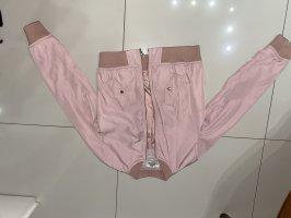 Bershka Giacca bomber rosa