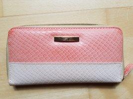 Wallet dusky pink-pink