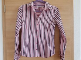 Rosa gestreiftes Tommy Hilfiger Hemd
