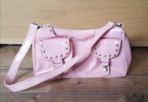 Rosa Handtasche von Marc Chantal