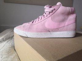 Nike Wysokie trampki różowy