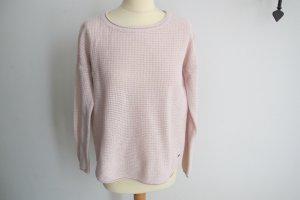 Rosa Pullover von Tom Tailor Gr. M