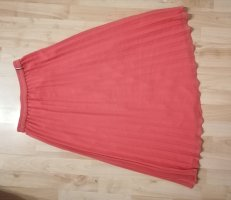 Tommy Jeans Silk Skirt pink