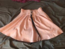 FB Sister Jupe taille haute rose-rosé