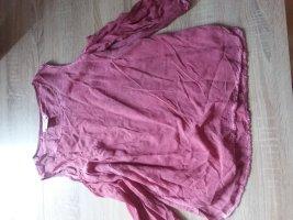 Manguun Camicia lunga rosa