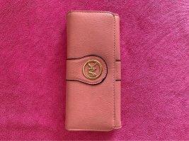 Rosarote hübsche Geldbörse