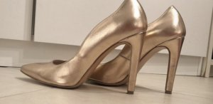 Rosé high heels