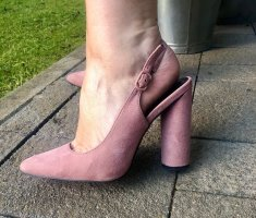 Rosé New Look High Heels