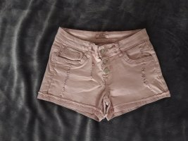 Rose Player Jeansshorts