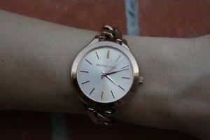 Rosegoldene Michael Kors Uhr