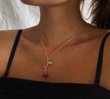 Rosenkette Necklace in Gold