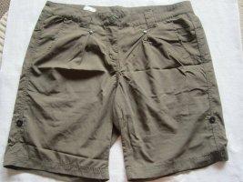 Rossi Outdoor Shorts zum Krempeln Bermuda Hose Gr. 42 khaki braun