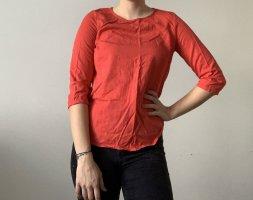 armed angles Empiècement de blouses rouge