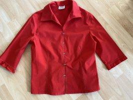 Rote Bluse