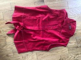 rote Bluse von Taifun, Gr. S