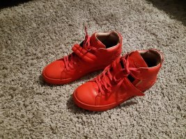 Cayler & Sons Platform Trainers red