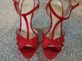 Aldo Shoes red