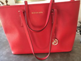 Michael Kors Shopper rouge