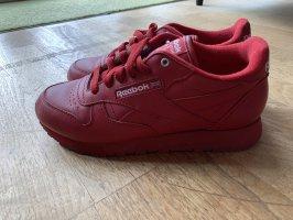 Rote Reebok Sneakers