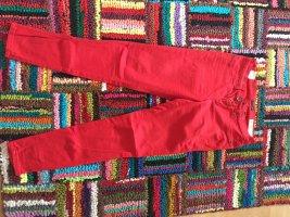 Rote Sisley Jeans