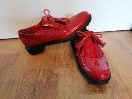 Rote Trend Schuhe