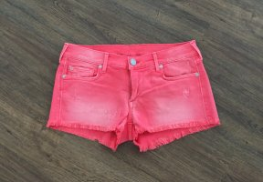 Rote True Religion Hot Pants