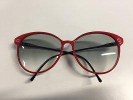 """Rote Vintage Sonnenbrille """"Vienna Line"""""""
